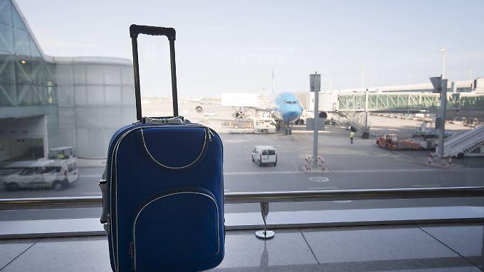 Kommt der Koffer nicht an, sollte der Reisende sofort eine Verlustmeldung machen.