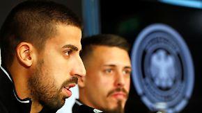 """Freundschaftsspiel gegen England: DFB-Team freut sich auf """"tolle Atmosphäre, tollen Gegner"""""""