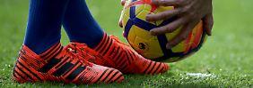 Umkämpfter US-Markt: Adidas sitzt Nike im Nacken