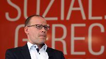 Zerrieben im internen Machtkampf: Linke-Geschäftsführer Höhn tritt zurück