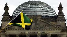 Wird auch in Zukunft nicht auf dem Reichstag wehen: die jamaikanische Flagge