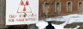 In der Stadt Muslyumovo im Uralgebirge entsorgte Russland jahrelang Atommüll - sie liegt nahe des Gebiets, wo Forscher den Reaktorunfall vermuten.