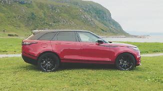 Geländegängiges Midsize-SUV: Range Rover Velar schließt die Lücke
