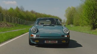 Mythos Kultrenner: Porsche-Restaurator lässt seltenen 911 ST auferstehen