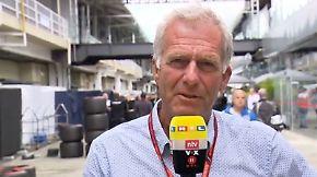 """Danner zum F1-Qualifying in Brasilien: """"Ferrari und Red Bull sind auf einem Niveau"""""""