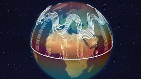 Luftstrom verantwortlich für Extremwetter: Klimawandel wirft Jetstream aus der Bahn