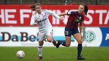 Der Sport-Tag: Bayern-Kickerinnen verpassen Sprung an die Spitze