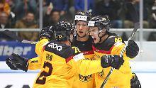 Überraschung bei Deutschland Cup: DEB-Team macht mit USA kurzen Prozess
