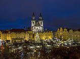 Weihnachtsmärkte im Nachbarland: Winterzauber in Tschechien