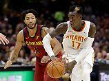 Der Sport-Tag: NBA: Schröder profitiert von Basketball-EM