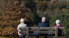 43 Euro für Durchschnittsrentner: Renten sollen spürbar steigen