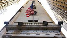 GE-Aktie stürzt ab: Wall Street verzeichnet Mini-Plus