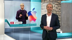 Ratgeber - Hightech: Thema u.a.: Das iPhone X