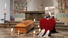 Der Sport-Tag: Großer Andrang bei Beerdigung von Köln-Ikone Schäfer