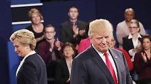 Clinton-Stiftung im Visier: US-Justizministerium soll für Trump ermitteln