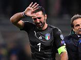 """Buffon verlässt Nationalteam: Italien weint mit dem heiligen """"Gigi"""""""
