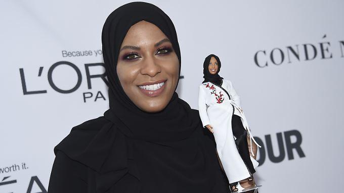 Absatzmarkt im Blick: Barbie trägt jetzt Hidschab