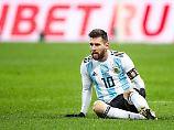 Der Sport-Tag: Nigerias Premier-League-Stars schießen Argentinien ab