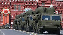 Hightech-Waffe aus Russland: Saudi-Arabien kauft russische S-400