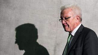 Die Nacht der Entscheidung: Fetzen zwischen CSU und Grünen fliegen weiter