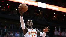 "Der Sport-Tag: NBA-Star Schröder verpasst Sacramento ""Tritt in den Hintern"""