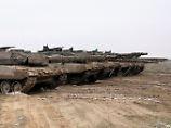 """""""Das ist unfassbar"""": Bundeswehr kämpft mit kaputten Panzern"""