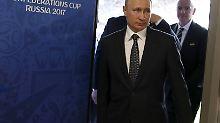 Der Sport-Tag: Kreml reagiert empört auf Wada-Beschluss