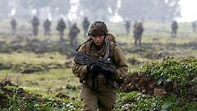 Gemeinsam gegen den Iran: Israel will mit Saudis kooperieren