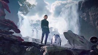 """Ein echter Kracher hinter der Paywall: """"Star Wars: Battlefront II"""" lernt aus Fehlern der Vorgänger"""