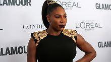 Der Sport-Tag: Hat Serena Williams heimlich geheiratet?