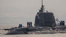 44 Besatzungsmitglieder an Bord: Argentinien sucht verschollenes U-Boot