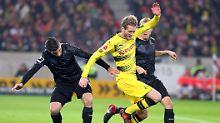 Stuttgart schlägt harmlosen BVB: Keine Durchschlagskraft ohne Aubameyang