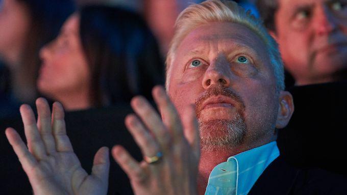 Boris Becker wird 50 Jahre alt - und glaubt, dass er mehr richtig als falsch gemacht hat.