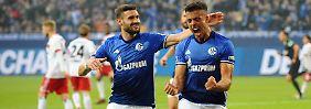 Stimmungshoch vor Revierderby: Schalke malocht sich zum Bayern-Jäger