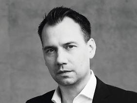 Bestsellerautor Sebastian Fitzek