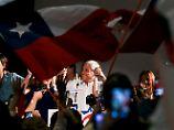 Der Tag: Chiles Präsidentenwahl geht ins Stechen