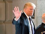 """Der Tag: Trump tritt gegen """"undankbare"""" US-Basketballer nach"""
