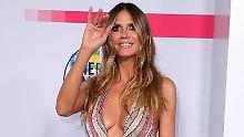 Von Holla-Heidi bis Linkin Park: American Music Awards - Party und Pathos