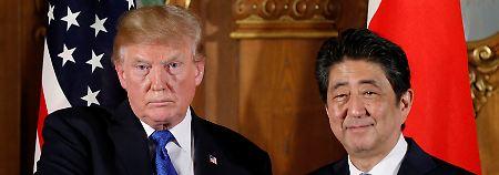 """Nordkorea auf Terror""""-Blacklist"""": Japan begrüßt US-Entscheidung"""