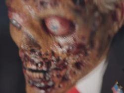 Green Day foppen Präsidenten: Vorsicht vor Zombie-Trump!