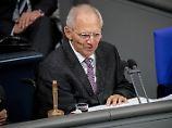 """Schäuble bewertet Jamaika-Aus: """"Bewährungsprobe, aber keine Staatskrise"""""""