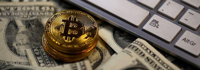 Raub, Geldwäsche, Drogenhandel: Ist Cybergeld vor allem was für Kriminelle?