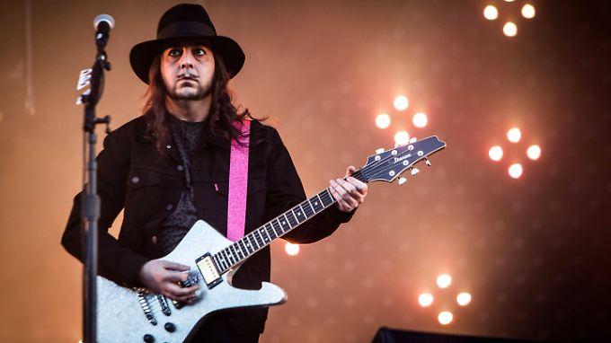 Daron Malakian wurde mit System Of A Down berühmt.