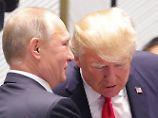 """Begann alles im Kalten Krieg?: """"Der KGB sah Trump schon 1987 als Zielperson"""""""