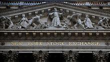 Aufwind an der Wall Street: US-Börsen steigen in neue Höhen