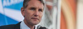 Parteigericht lehnt Antrag ab: Höcke wird vorerst nicht aus AfD geworfen