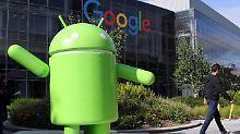 Google will's abstellen: Android schickt heimlich Standortdaten