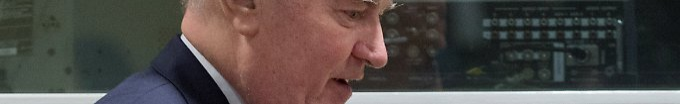 Der Tag: 12:07 UN-Tribunal verurteilt Mladic zu lebenslanger Haft