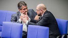 SPD in der Klemme: Stur bleiben oder umkippen?