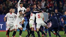 Magisches Comeback gegen Reds: Schock-Diagnose treibt Sevilla zur Aufholjagd